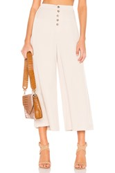 Cupcakes And Cashmere Trula Pant Beige