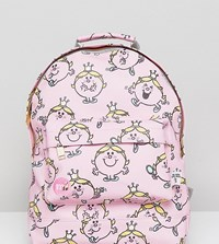 Mi Pac Exclusive Little Miss Princess Mini Backpack Pink