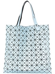 Issey Miyake Bao Bao Prism Tote Women Plastic Polyester One Size Blue
