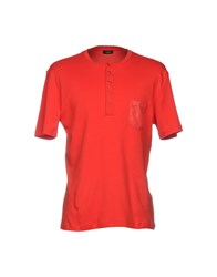 Yoon T Shirts Red