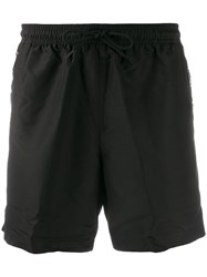 Calvin Klein Drawstring Swim Shorts Black