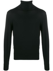 Tom Ford Roll Neck Sweater Black