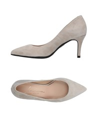 Marian Pumps Light Grey