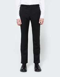 Editions M.R. Tuxedo Trousers Plain Black