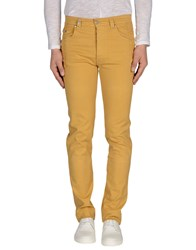 Nicwave Trousers Casual Trousers Men Ocher