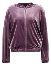 Dorothy Perkins Bomber Jacket Purple