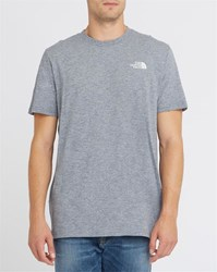 The North Face Blue Pr Logo T Shirt