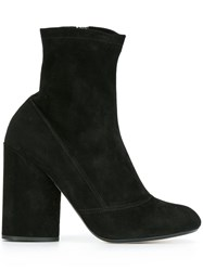 Marc Jacobs 'Grace' Boots Black