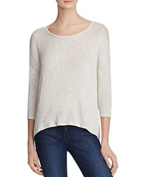 Soft Joie Bodie Scoop Neck Sweater Light Heather Grey
