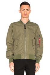 Alpha Industries L 2B Scout Bomber Army