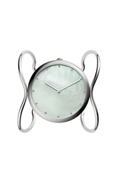 Opening Ceremony X Fossil Two Hand Cuff Watch Silver