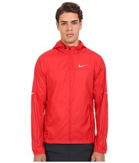 Nike Vapor Jacket University Red Reflective Silver Men's Coat