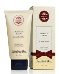 Noodle And Boo Blissful Balm For Hands Feet 3 Oz.