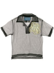 Viktor And Rolf Not Just A Polo. Icon 1.2 Polo Shirt Nylon Black
