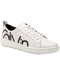 Calvin Klein Women's Danya Sneakers Women's Shoes White Black