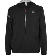 Salomon Bonatti Advancedskin Shell Jacket Black