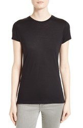 Twenty Women's Cotton And Modal Fitted Tee