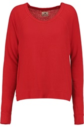 Sundry Stretch Terry Top