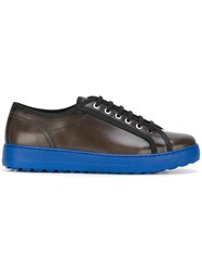 Salvatore Ferragamo Fulton Sneakers Black