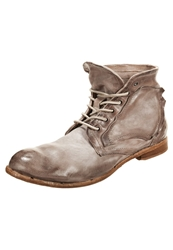 A.S.98 Vicius Laceup Boots Stone Grey