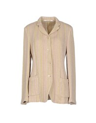 Massimo Alba Suits And Jackets Blazers Women Acid Green