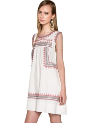 Pixie Market Casita Embroidered Boho Dress