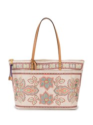 Etro Floral Embroidery Tote Bag 60