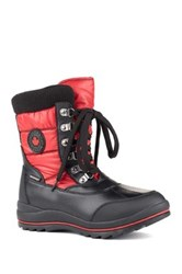 Cougar Chamonix Short Boot Red