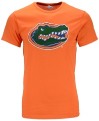 Colosseum Men's Florida Gators Big Logo T Shirt Orange