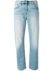 The Row 'Ashland' Jeans Blue
