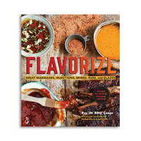 Chronicle Books Flavorize Cook Book