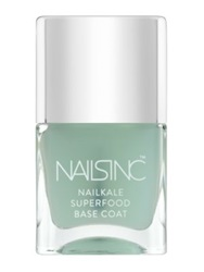 Nails Inc Nailkale Superfood Base Coat 0.47 Oz. No Color