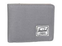 Herschel Hank Grey 2 Wallet Handbags Gray