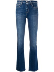 L'agence Denim Straight Leg Jeans 60