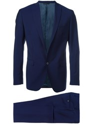 Tonello 'Abito' Suit Blue