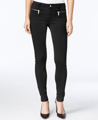 Michael Michael Kors Petite Zipper Pocket Super Skinny Jeans