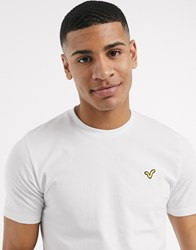 Voi Jeans Basic T Shirt In White