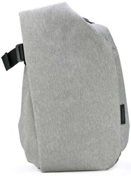 Cote And Ciel Laptop Rucksack For 13 Backpack Unisex Nylon Other Fibres One Size Grey