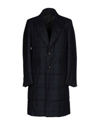 Montecore Coats Dark Blue