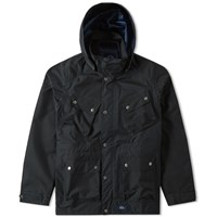 Bleu De Paname Jungle Parka Black