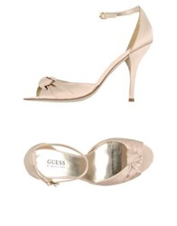 Guess By Marciano Sandals Beige