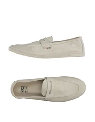 Yab Loafers White