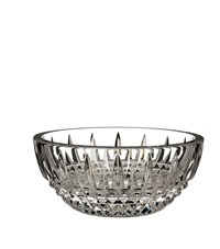 Monique Lhuillier For Waterford Lismore Diamond Small Ring Bowl Unisex