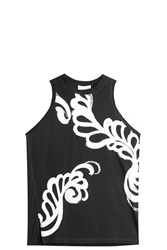 3.1 Phillip Lim Abstract Tank Top