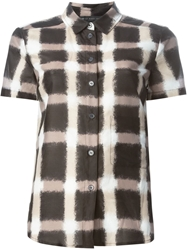 Marc By Marc Jacobs Short Sleeve Check Shirt