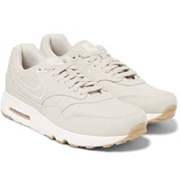 Nike Air Max 1 Ultra 2.0 Canvas Sneakers Light Gray