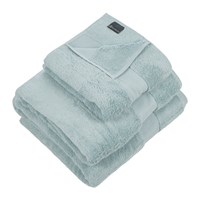 Amara Modal Blend Towel Mist Blue Grey
