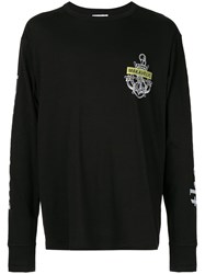 Makavelic Voyage Long Sleeve T Shirt Black