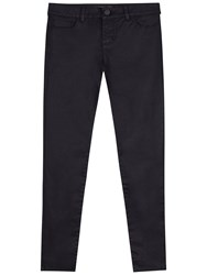 Gerard Darel Chapter Trousers Midnight Blue