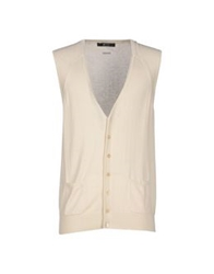 Guess By Marciano Cardigans Ivory